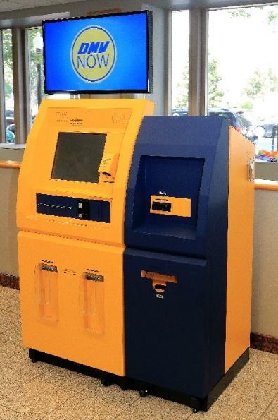 DMV Now Kiosk