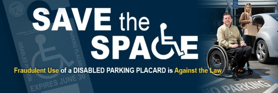 Save the Space Banner